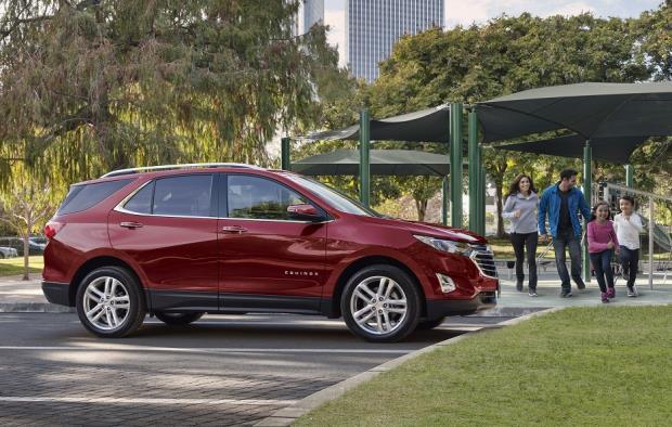 Chevrolet divulga preço de lançamento do Equinox