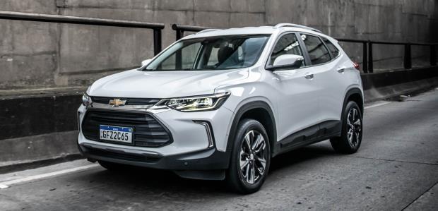 Chevrolet Tracker 2022 está chegando...