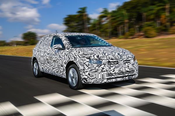VW mostra Novo Polo ao mercado brasileiro em etapas