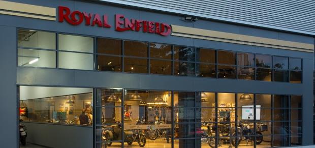 Royal Enfield abre primeira concessionária em Minas Gerais com venda da Himalayan Sleet