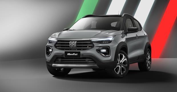 SUV da Fiat é revelado no BBB 21