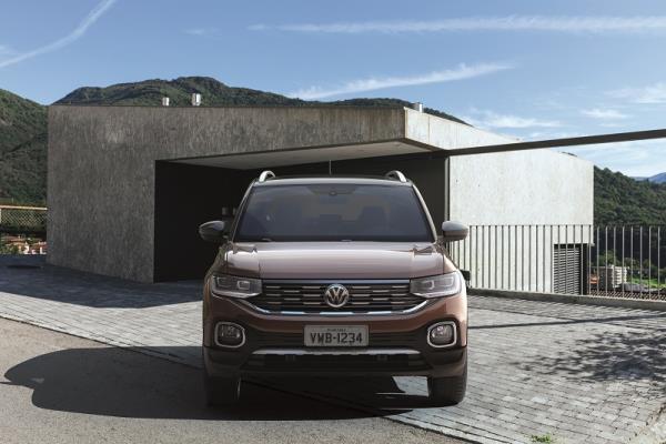 VW lança o T-Cross no Brasil