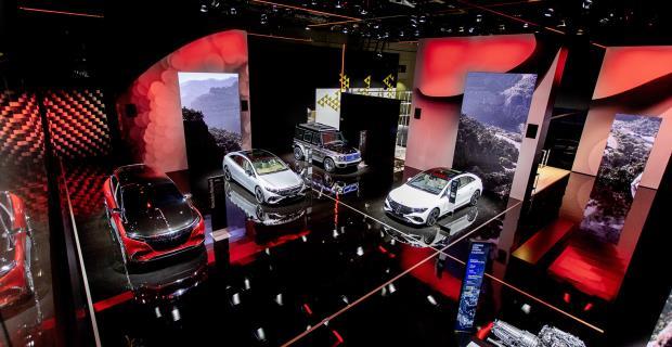 O futuro tecnológico da Mercedes-Benz