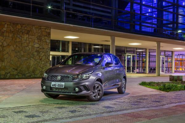 Conceito S-Design agora também no Fiat Argo e Fiat Cronos