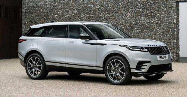 Range Rover Velar 2021 oferece luxo e alto desempenho
