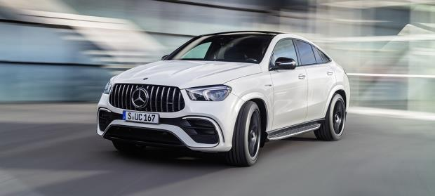 Mercedes Coupé abusa da potência e esportividade