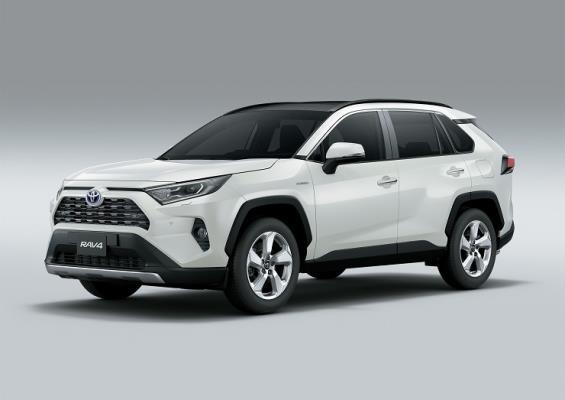 Chega o Novo Toyota RAV4 Hybrid
