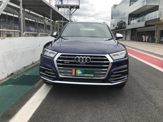 Dinâmico e emocional: o novo Audi SQ5 3.0 TFSI
