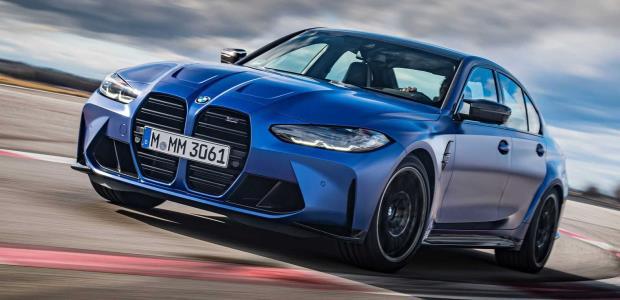 BMW M3 chega à sexta geração com espírito esportivo