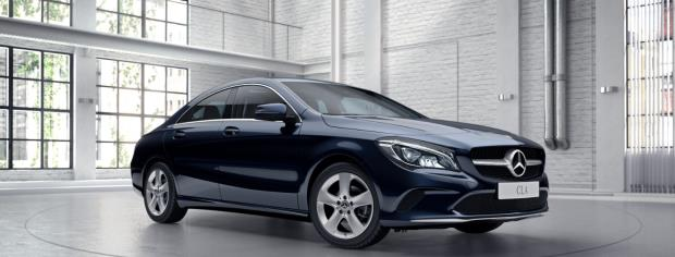 Mercedes-Benz lança CLA 180 no Brasil